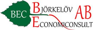 BEC Björkelöv Ekonomiconsult AB